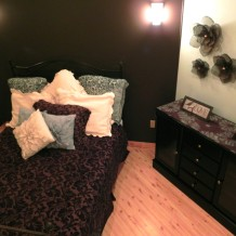Suite One Birthing Bed