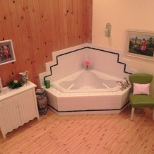 Suite Two Birthing Tub